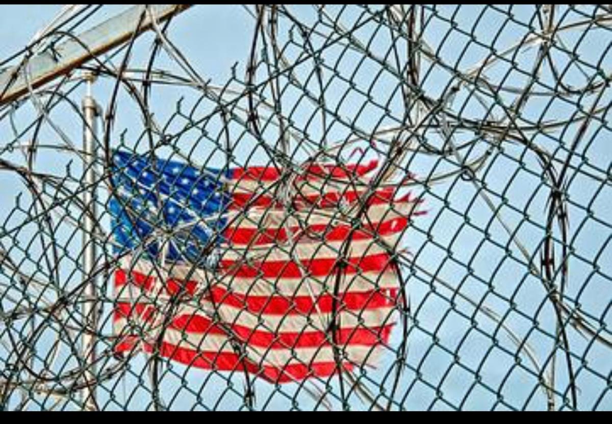 Death by prison...